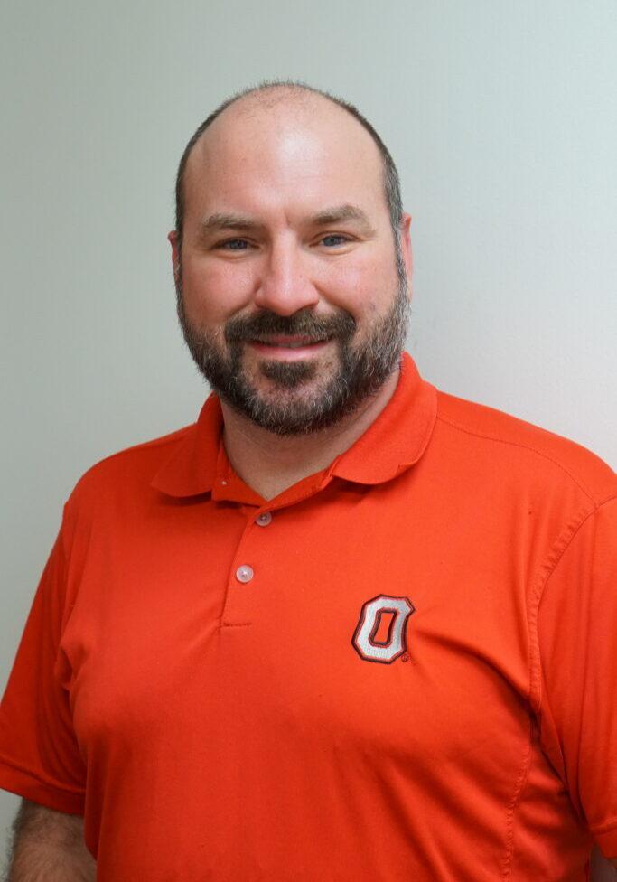 John, Office Administrator