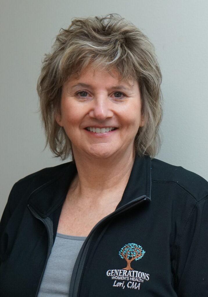 Lori, CMA, Office Manager